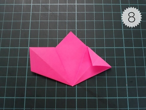 How to make a kusudama flower