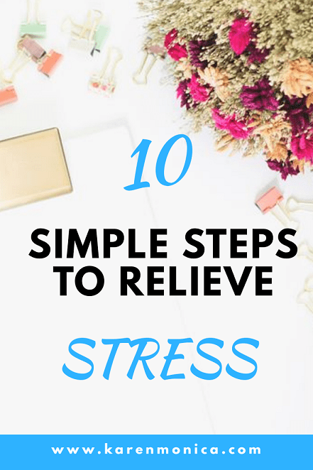 How To Relieve Stress Fast And Naturally