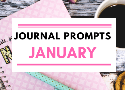 31 Journal Prompt Ideas