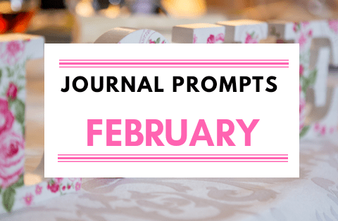 Journal Prompt Ideas For February