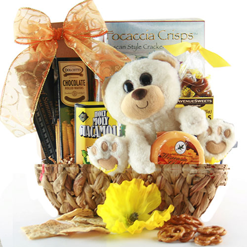Adorable Gift Basket