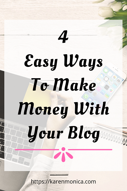 Easy Ways To Make Money With Blog