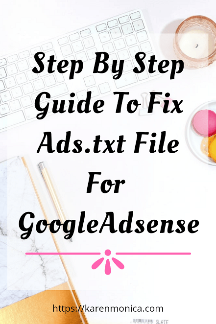 How To Fix Ads.txt Issue For Google Adsense