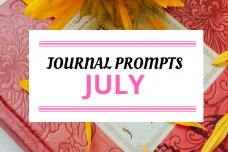 Journal Prompt Ideas For July
