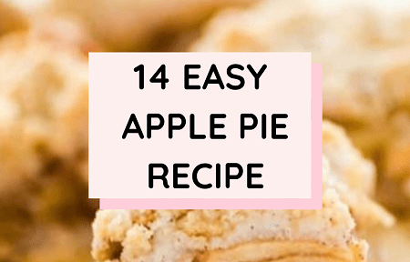 14 Easy Apple Pie Recipes From Scratch
