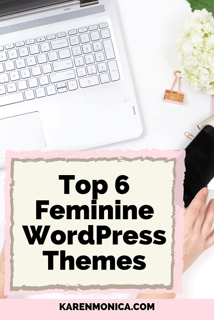 Responsive Feminine WordPress Themes