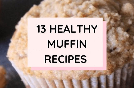 13 Healthy Muffin Recipes For Fall