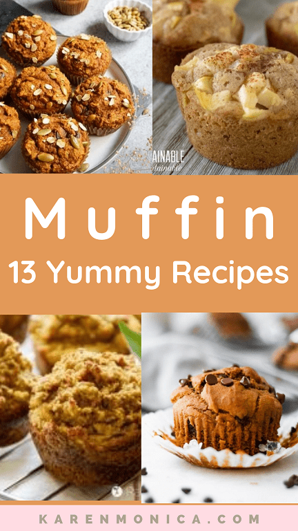 Healthy Muffin Recipes are everyone's favourite. And especially for fall, I have combined some easy to make Apple and Pumpkin muffin recipes for you to bake them at home.