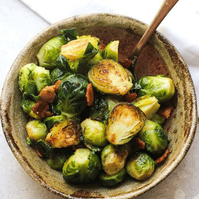 Easy Brussels Sprouts