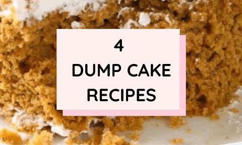 4 Apple And Pumpkin Dump Cake Recipes For Fall