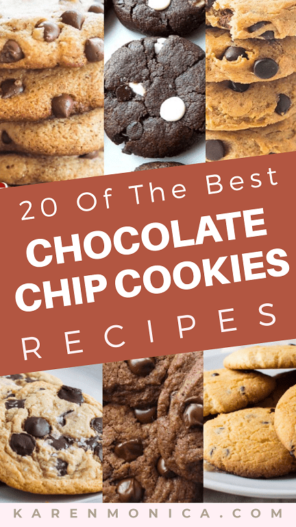 20 Best Chocolate Chip Cookies Recipes