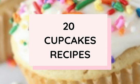 20 Moist And Fluffy Cupcakes Recipes