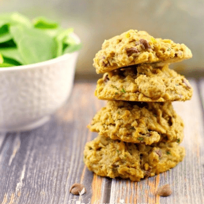 Award Winning Healthy Chocolate Chip Cookies