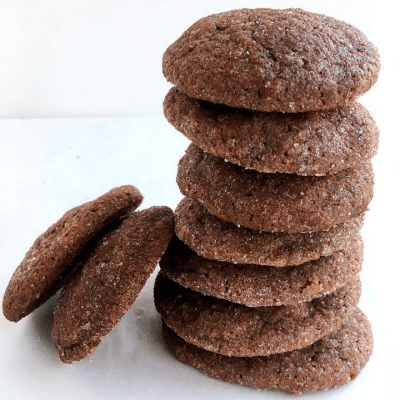 Chocolate Cinnamon Cookies