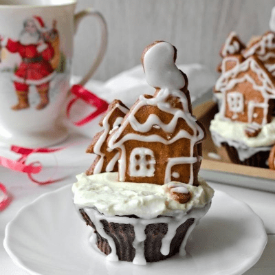 Chocolate Cupcake Recipe Gingerbread Cupcakes