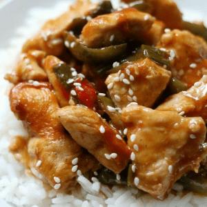 Gluten-Free Tso Chicken
