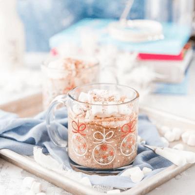 Instant Pot Hot Chocolate