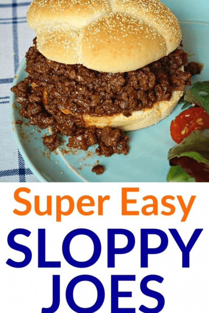 super easy sloppy joes hot sandwich recipes