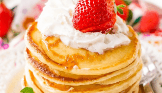 11 Easy And Fluffy Pancakes Recipe