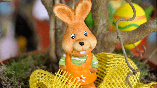 25 Cute Easter Bunny Crafts For Kids