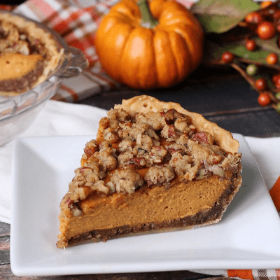 Pumpkin Pie Supreme